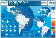 Mapa de Carriers 2017 - Crédito: © 2017 Convergencialatina