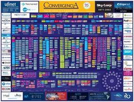 2020 Argentina Internet Map - Credit: © 2020 Grupo Convergencia