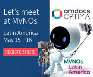 Meet Amdocs at MVNOs Latin America May 15-16