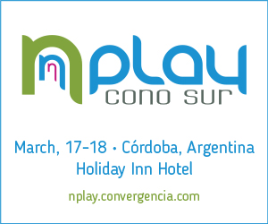 NPlay Cono Sur, March 17-18, Córdoba, Argentina
