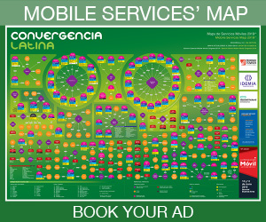 Mobile Services' Map 2020 - Convergencialatina