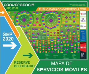 Mapa de Servicios Móviles 2020