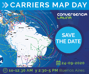 Carriers Map Day 2020, 24 de septiembre, 10 AM Buenos Aires