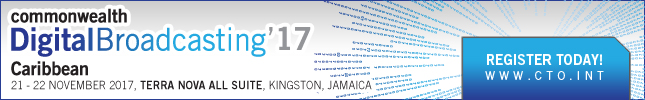 The Commonwealth Digital Broadcasting Caribbean Forum 2017  21-22 November 2017