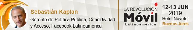 La Revolución Móvil Latinoamérica 2019, 12-13 Junio