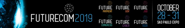 Futurecom, 28-31 oct  2019, Sao Paulo