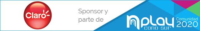 Claro, sponsor y parte de la Comunidad NPlay 2020