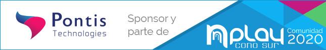 Pontis Technologies, sponsor y parte de la Comunidad NPlay 2020