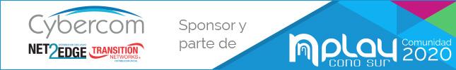 Cybercom, sponsor y parte de la Comunidad NPlay 2020