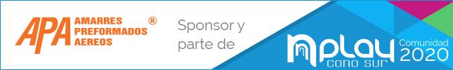 APA, sponsor y parte de la Comunidad NPlay 2020