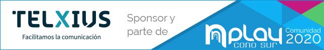 Telxius, sponsor y parte de la Comunidad NPlay 2020
