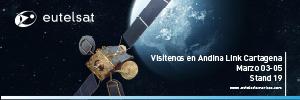 Eutelsat - Andinalink 3-5 Marzo, Stand 19