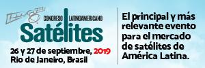 Satélites Río de Janeiro, 26-27 Sept 2019