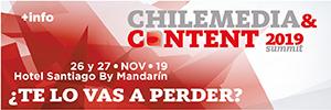 Chile Media & Content 2019, 26-27 nov