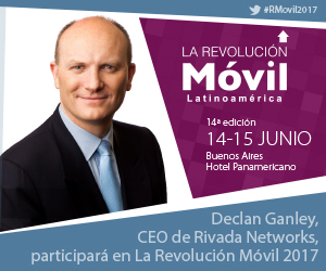 Declan Ganley en La Revolución Móvil Latinoamérica 2017