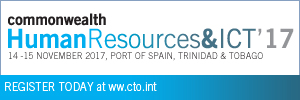 Commonwealth Human resources & ICT 17-/14- 15 November Trinidad & Tobaggo