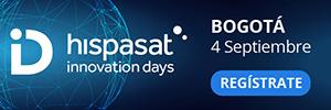 Hispasat Innovation Days Bogotá 4 de Septiembre 2018