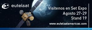 Eutelsat - Set Expo, 27-29 Agosto 2019