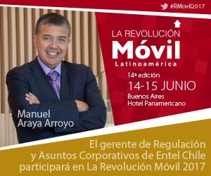 Manuel Araya en La Revolución Móvil Latinoamérica 2017