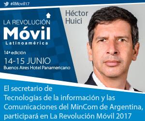 Hector Huici en La Revolución Móvil Latinoamérica 2017