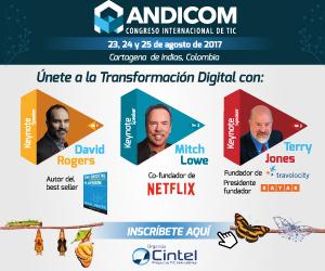 ANDICOM CONGRESO INTERNACIONAL DE TIC (CINTEL)