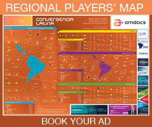 Reserve su aviso en el Mapa de Big Players 2019 antes del 31 de Agosto