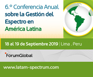 LatAm Spectrum Conference 2019,. 18-19 sept