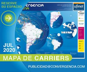 Mapa de Carriers 2020