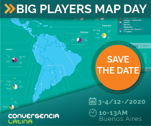Big Players Map Day, 3-4 DIC 2020, 10 AM Buenos Aires