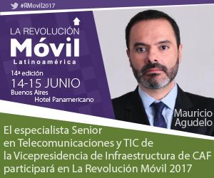 Mauricio Agudelo  en La Revolución Móvil 2017