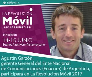 Agustín Garzón en La Revolución Móvil Latinoamérica 2017