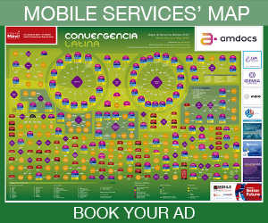 Reserve su aviso en el Mapa de Servicios Móviles en América Latina 2019