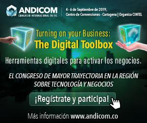 ANDICOM 2019, Cartagena, 4-5-6 Sept