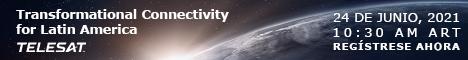 Telesat en el Satellite Map Day, 24 Junio - 10:30 AM ART