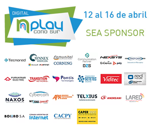 NPlay Cono Sur Digital, 12 al 16 de abril