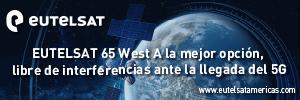 Eutelsat en Andina Link Virtual - Stand 6