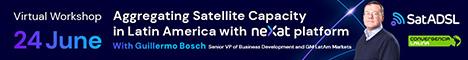 SatADSL en el Satellite Map Day. 24 JUN 2021