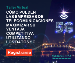 SQREAM - Taller Virtual 5G. 12 de mayo - 11AM ART