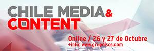 Chile Media & Content, online, 26-27 octubre 2021